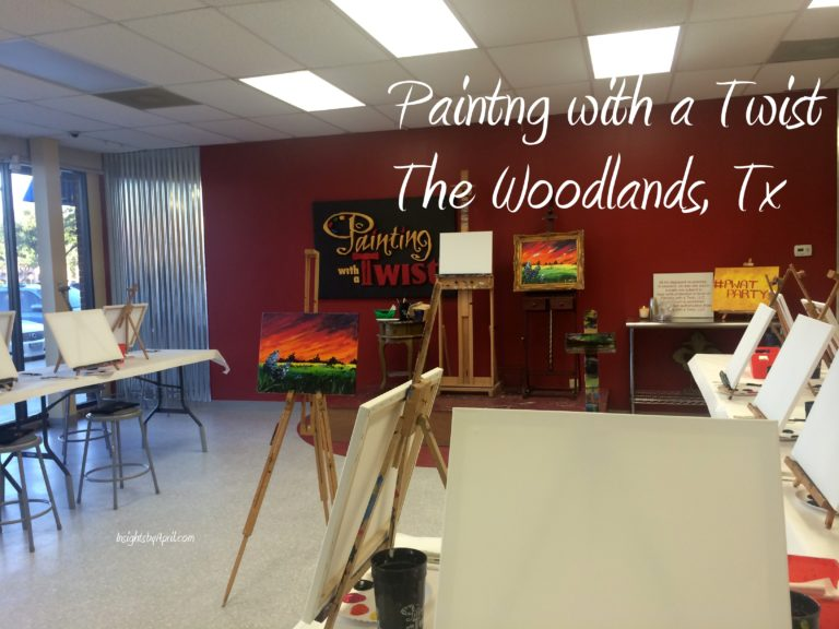 mommy night out painting with a twist woodlands tx