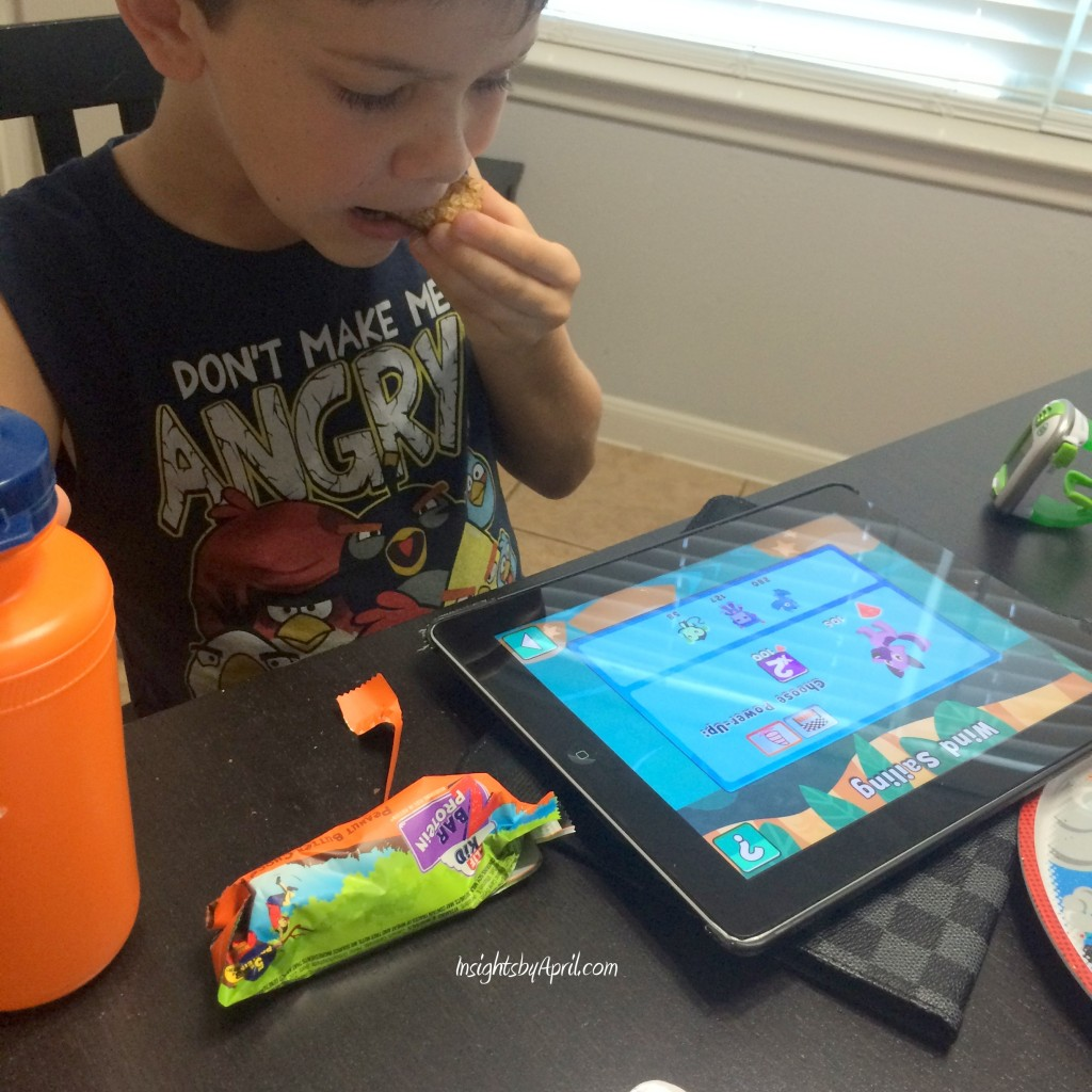 Fun and Fitness with the LeapFrog LeapBand #FitMadeFun