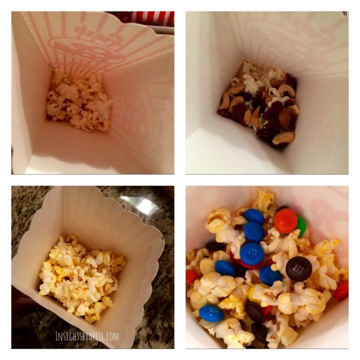 Movie Night Popcorn Snack Bar