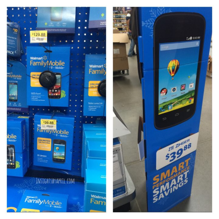 Walmart FamilyMobile