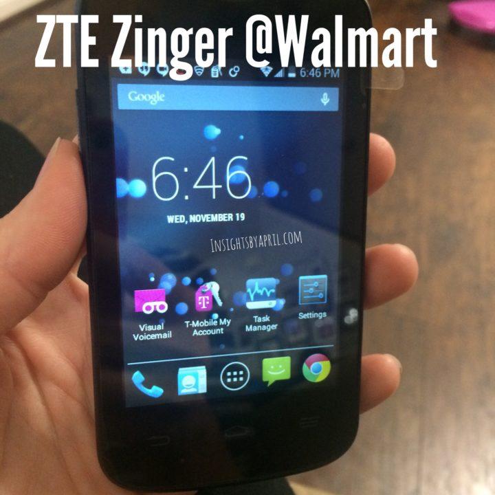 ZTE Zinger
