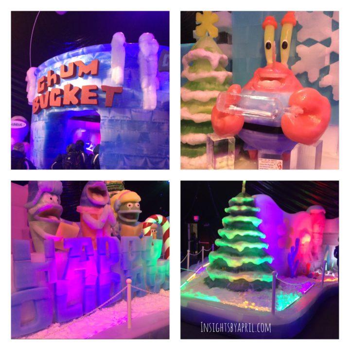 Spongebob Ice