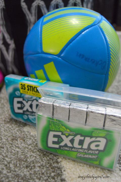 Extra Gum Give Extra, Get Extra