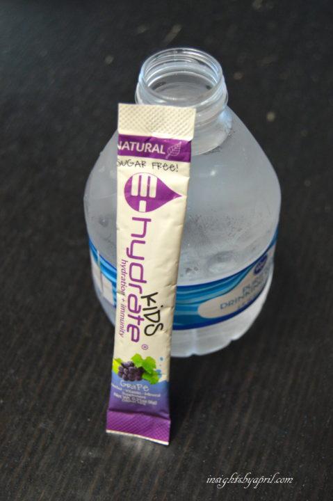 E-hydrate kids grape