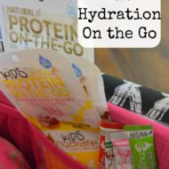 Protein and Hydration on the Go
