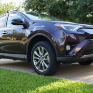 2016 Toyota Rav4 Beach Vacation