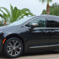 2017 Chrysler Pacifica- Taking the Minivan to a Whole New Level