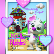 Knolly Nibbles Interactive Story App