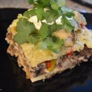 Layered Mexican Casserole Recipe