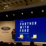 Ford Trends Conference: Tech Tank