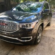 Keeping Family Safety in Mind: 2017 GMC Acadia Denali