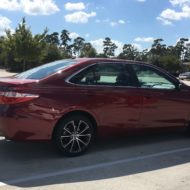 Timeless Family Sedan- 2016 Toyota Camry XSE