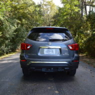 Forging New Paths in the 2017 Nissan Pathfinder Platinum