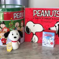 Celebrate Christmas with the Peanuts