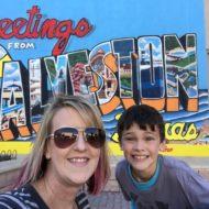 Holidays in Galveston #LoveGalveston