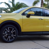 Pop of Sunshine in the 2016 Fiat 500X
