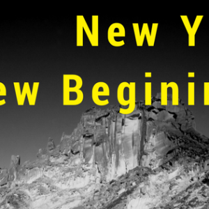 New Year and New Beginnings #BehindTheBlogger