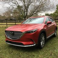 This One is Just Right- 2016 Mazda CX-9