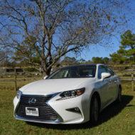 When Day Trips Go Luxury- Lexus ES 350