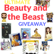 The Ultimate Beauty and the Beast Giveaway