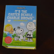 Easter with the Peanuts Gang- Giveaway