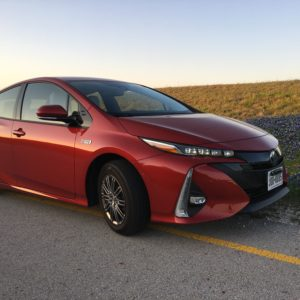 Prime Green Time with the 2017 Toyota Prius Prime