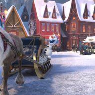 Olaf's Frozen Adventure- Coming Soon