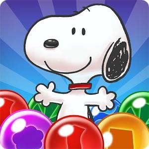 Snoopy Pop Game and Giveaway