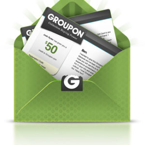 Save on Everyday Purchases with Groupon