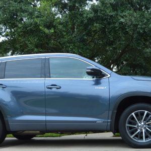 Have Soccer Balls Will Travel- 2017 Toyota Highlander Hybrid