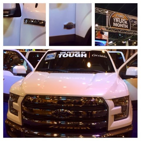 Ford Unveils the 2015 King Ranch Series at the Houston Rodeo #FordTx