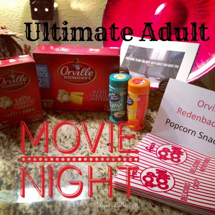 Ultimate Adult Movie Night #MovieNight4Less #CollectiveBias
