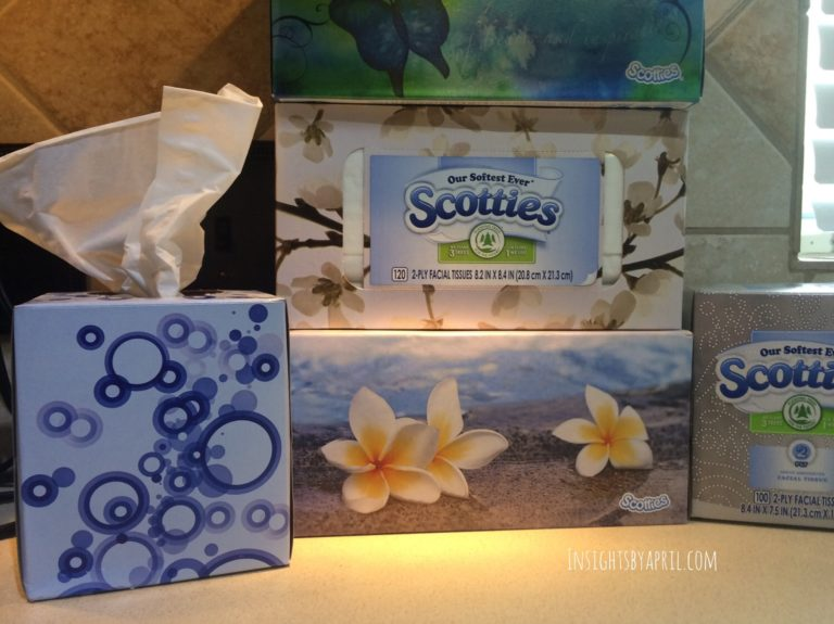 Save My Nose: Scotties Facial Tissues #ScottiesTreesRock