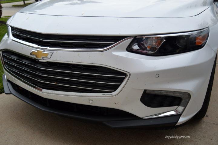 2016 Chevrolet Malibu Front bumper