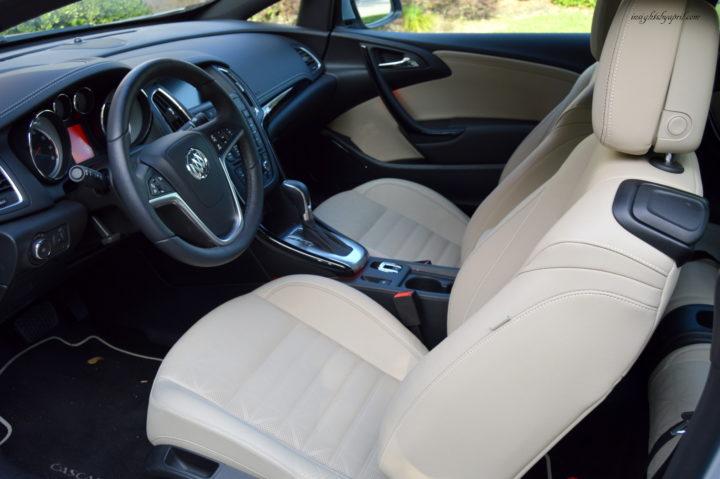 2016 Buick Cascada Interior