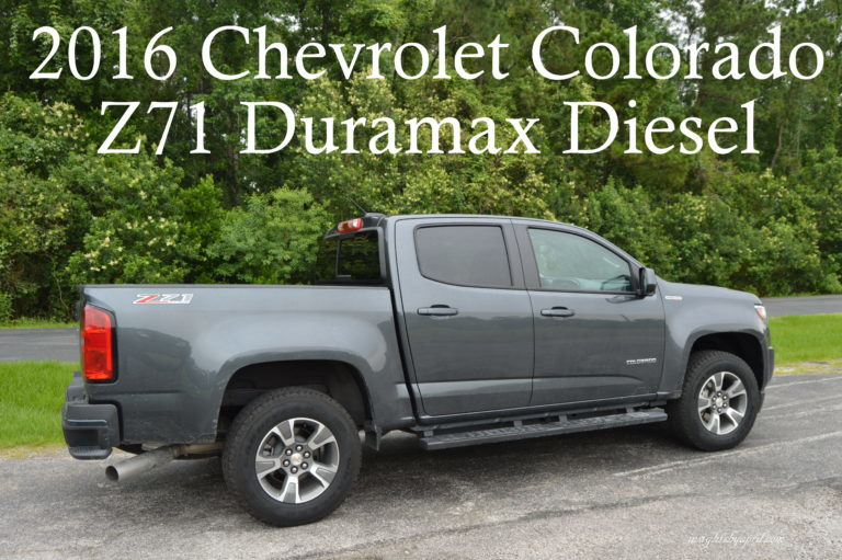2016 chevrolet colorado z71 diesel soccer mom life. Black Bedroom Furniture Sets. Home Design Ideas