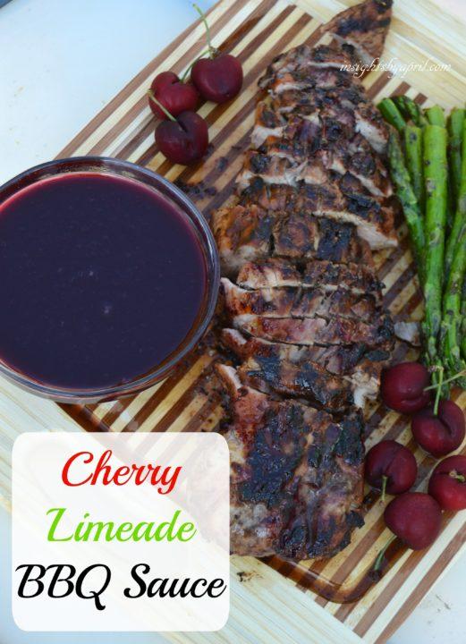 Cherry Limeade BBQ Sauce