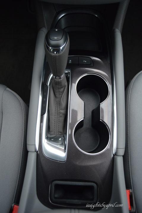 Chevrolet Malibu Center Console