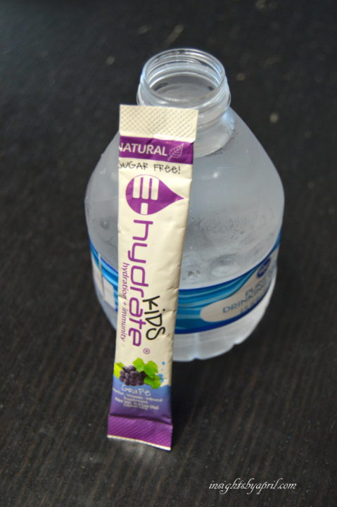 E-hydrate kids grape