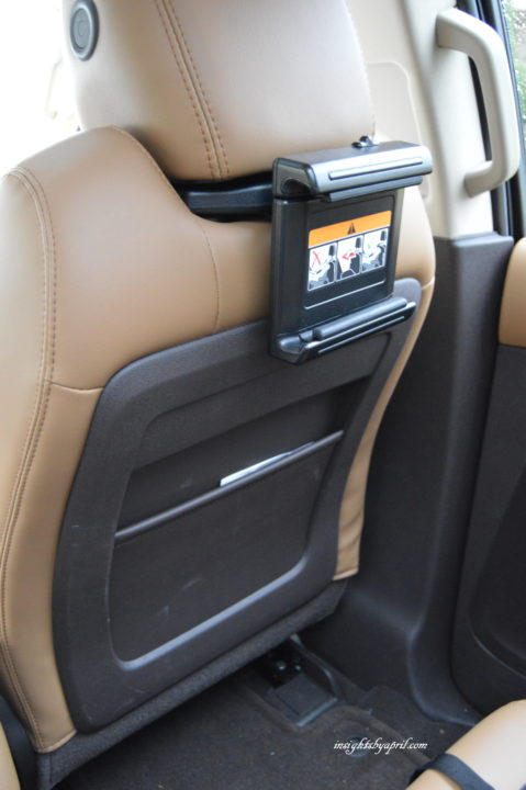 buick enclave second row seats