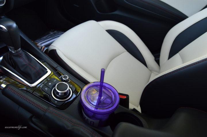 mazda3 passenger seat