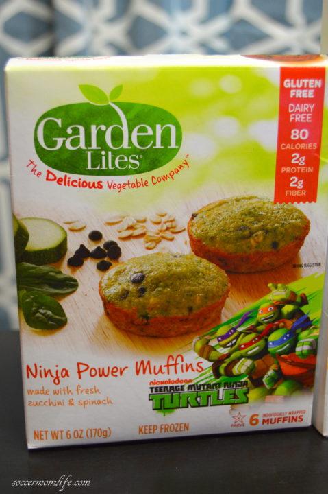 garden lites gluten free muffins