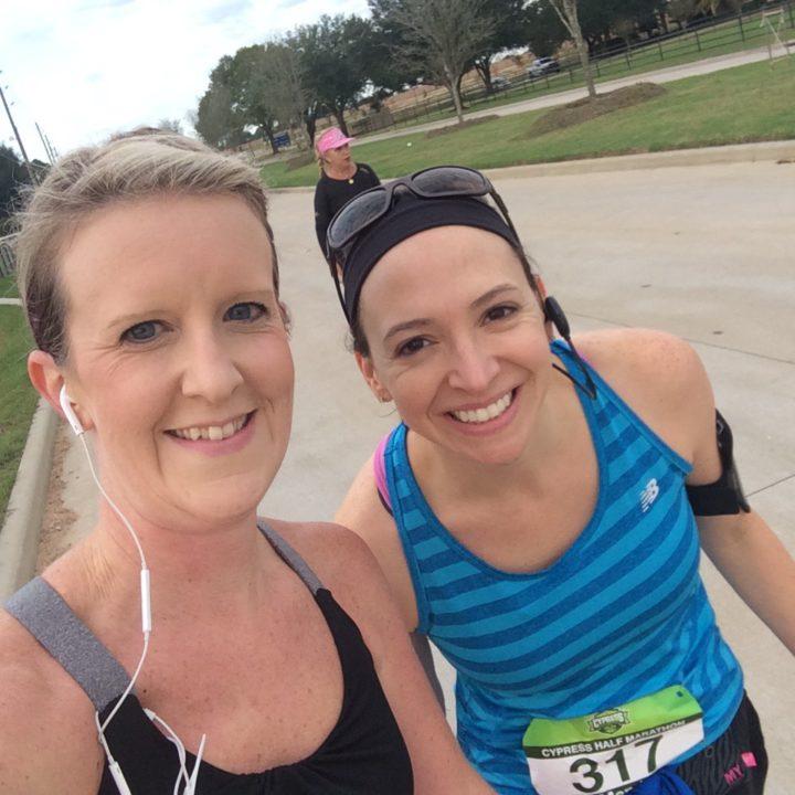 what women should take on a run