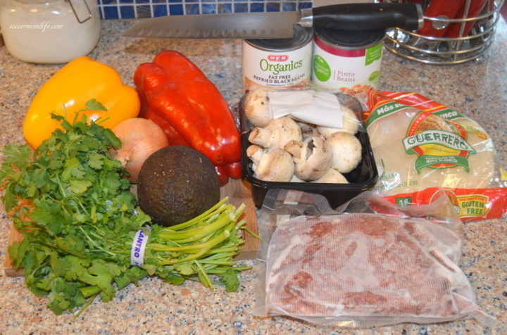 ingredients-for-mexican-casserole