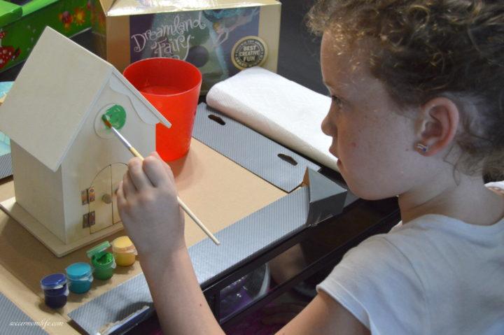 paiting-a-fairy-house