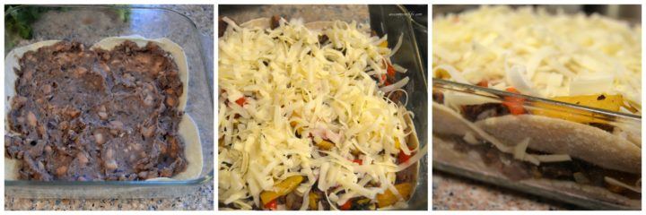 steps-for-mexican-casserole