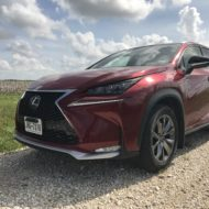 Comfort While Traveling- 2017 Lexus NX 200T F Sport
