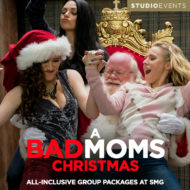 A Bad Moms Christmas at Studio Movie Grill