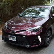 Gala Ready- 2017 Toyota Corolla SE