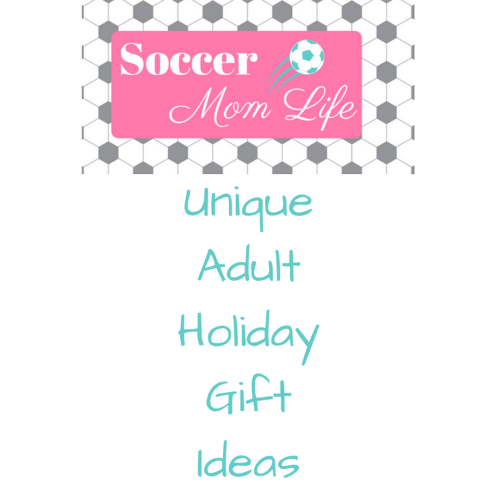 Unique adult holiday gift ideas soccer mom life for Unique picture ideas for facebook